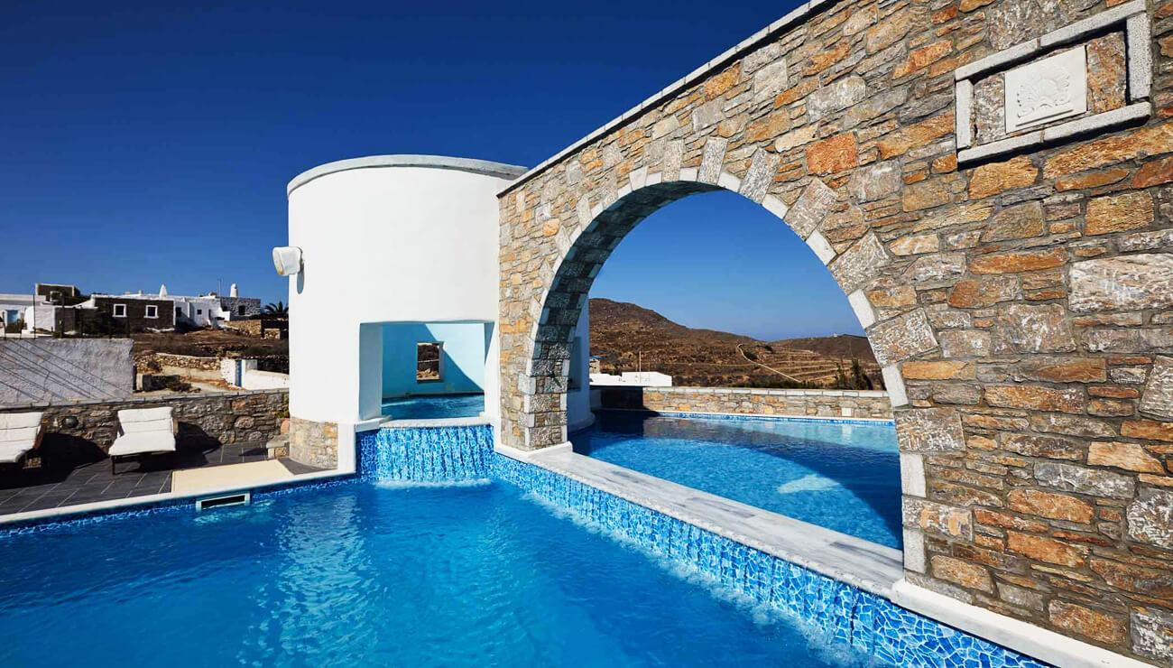 Hébergement Amorgos