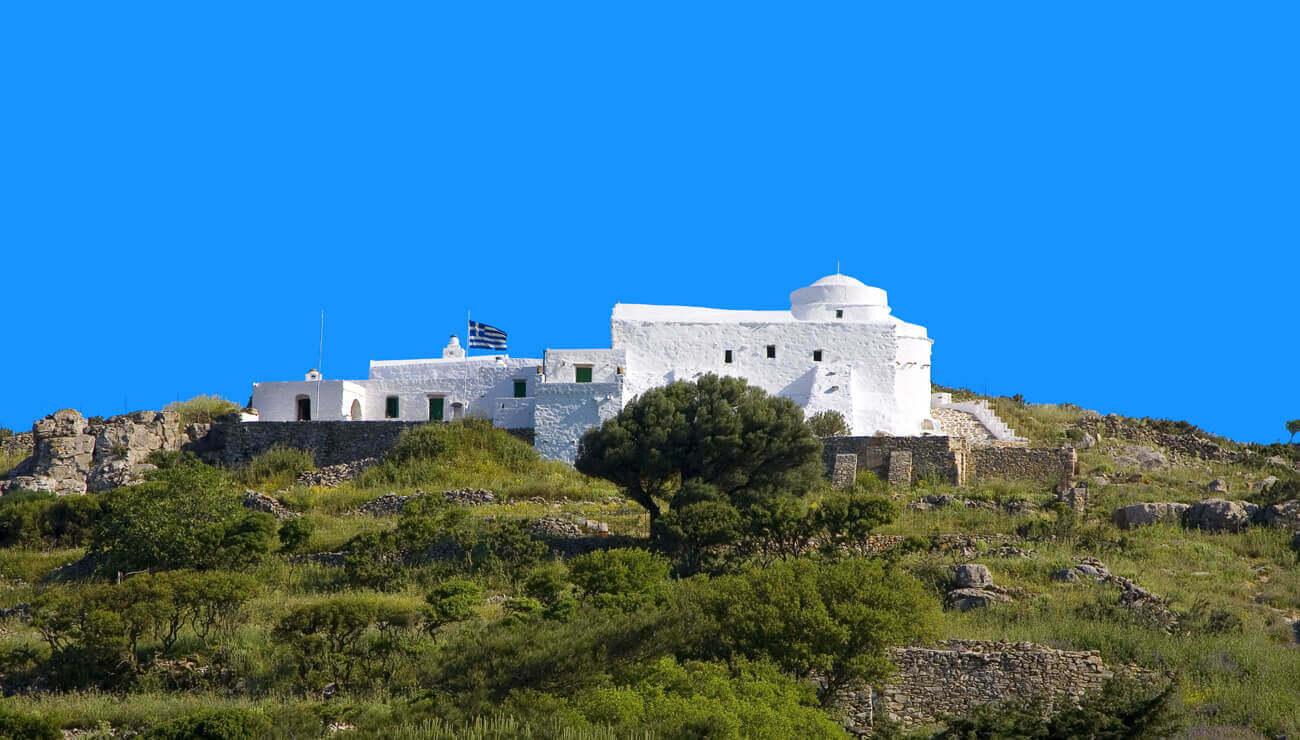 Hiking Pan Amorgos Trails