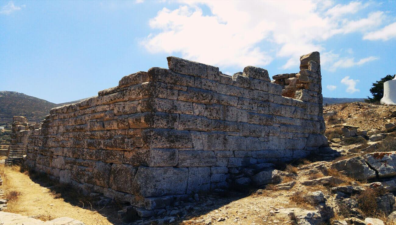 Amorgos Road Trip